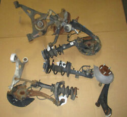 Grand Cherokee Passenger Right Rear Suspension Oem 75k Miles Lkq277438696