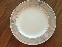 Vintage Mikasa Intaglio Meadow Sun Cac02 Large Meat/serving Platter - Used