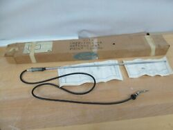 Vintage Oem Ford C8zz-18813-a Front Manual Antenna For Variety Of 1960s Models