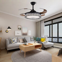 51 High Gloss Tv Unit Cabinet Stand W/ Led Lights Shelves Home Furniture