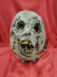 Distortions Unlimited Collection Scarecrow Mask By Trick Or Treat Studios
