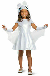 How To Train Your Dragon - Hidden World - Light Fury Child Costume - Disguise