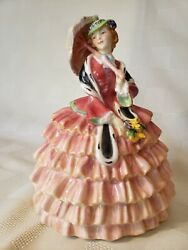 Rare, Royal Doulton Toinette Hn1940, Early 1940 Date Stamp.