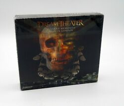 Dream Theater Distant Memories Live In London 3 Cds 2 Blu-ray New 5 Discs 2020
