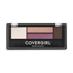 Covergirl Quad Palettes Eyeshadow New Choose Your Shade-