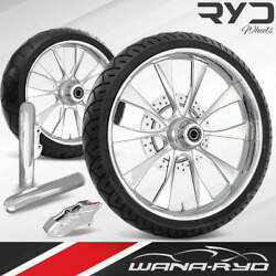 Dio235183frwtsdk07bag Diode Chrome 23 Fat Avant And Arriandegravere Roues Roues Disque