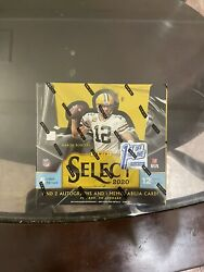 1st Off The Line Fotl 2020 Panini Select Sealed Nfl Trading Card Hobby Box