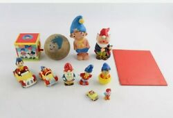 12 X Assorted Noddy Toys And Collectables Inc. Moorestone Diecast Combex Etc
