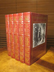 Easton Press Count Monte Dumas 5 Vol Sealed Deluxe Limited Edition