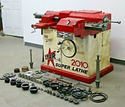 Star 2010 Super Heavy Duty Rotor And Drum Brake Lathe Combo Service Center