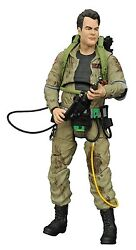 Ghostbusters Select Series 3 Quittinand039 Time Ray Stanz Diamond Select Toys