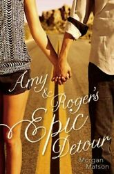 Amy And Rogerand039s Epic Detour School And Library By Matson Morgan Brand New F...