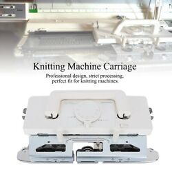 Knitting Machine Lace Carriage For Sk580 Sk840 Sk560 Lc580 W/3 Long Claw Weight