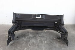 Nissan 350z Convertible 04-09 Top Cover Frame Rails Assembly Oem A938 2004, 2005