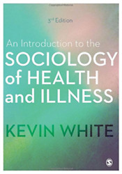 Kevin White-an Introduction To The Sociology Of Health And Uk Import Bookh New