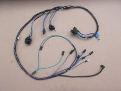 New 1970 Road Runner Charger Coronet 383 Or 440 Engine Wiring Harness W/ Ecu