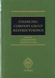 Financing Company Group Restructurings, Hardcover By Baer, Gregor Edt O'fl...
