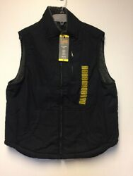 Lee Menand039s Sherpa Lined Canvas Vest Check For Color And Size
