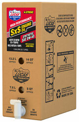 Lucas Sxs Synthetic Engine Oil 18046