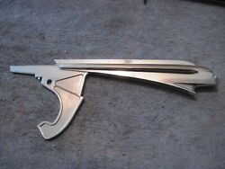 1940 Pontiac Chrome Hood Ornament-nos
