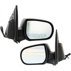 New Set Of Two Power Mirror Fits 2001-2007 Ford Escape Fo1321251 Fo1320251