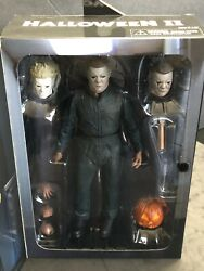 Neca 1981 Halloween 2 Ultimate Michael Myers 7 Inch Tall Action Figure