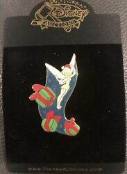 Disney Auctions Tinker Bell Christmas Presents Limited Edition Pin 2004