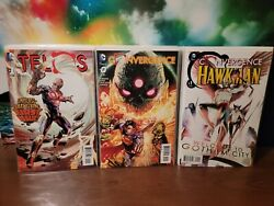 Convergence 2015 0-8 + All 80 Tie-ins + Extras Complete Series Dc