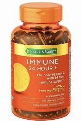 Natureand039s Bounty Immune 24 Hour + 24 100 Count Pack Of 1 B2 Exp. 11/22