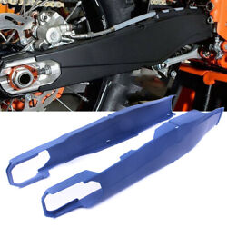 Rear Swingarm Swing Arm Protector For Exc 125-500 2012-2019 Husqvarna Tc Fc Blue