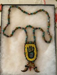 Very Old Cherokee Indian Necklace
