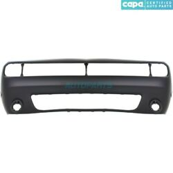 New Front Bumper Cover Fits 2015-2020 Dodge Challenger Ch1000a20c Capa