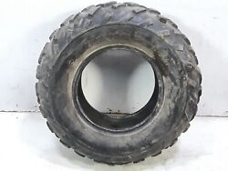07 Yamaha Grizzly Yfm 660 Front Tire Dunlop Kt135 At 25 X 8 - 12