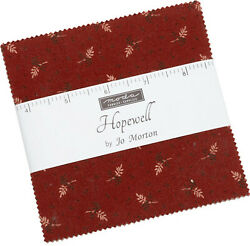 Hopewell Moda Charm Pack 42 100 Cotton 5 Precut Fabric Quilt Squares