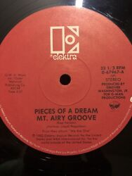 Pieces Of A Dream Mt. Airy Groove 12andrdquo Vinyl Single Rare Vg