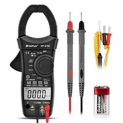 Digital Power Clamp Meter Hp-570h Auto-ranging Multimeter For Dc/ac Voltage
