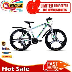 20bmx Bike 21 Speed Mountain Bike Cycle Bicycle Dual Disc Brakes Freestyle 2021