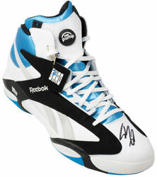 Shaquille Oand039neal Signed Reebok Size 22 Game Model Right High Top Shoe Fanatics
