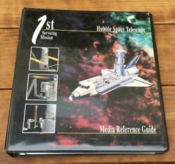 Nasa Hubble Space Telescope Servicing Mission 1 Media Reference Guide 1993