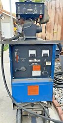 Miller Cp-300 Mig Welder With Millermatic S-52e Wire Feeder. Local Pickup. Ca.