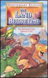 The Land Before Time By Don Bluth Used