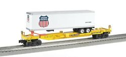 Bachmann Williams O Scale 3-rail Front Runner/trailer Union Pacific/up 1061999