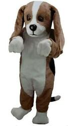 Basset Hound Mascot Costume Suits Cosplay Party Game Dress Outfits Birthday 2020