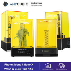 Anycubic Lcd 3d Printer Photon Mono / Mono X High Speed Wash And Cure Plus / 2.0