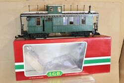 Lgb 44750 Colorado And Southern Cands Baggage And Express Coach 175 Boxed Nx