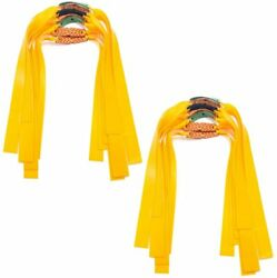 Haosell Pack Of 13 Replacement Rubber Bands Drawstrings For Slingshot Flat