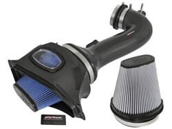 Afe Momentum Carbon Fiber Cold Air Intake System Pds/p5r 15-16 For Chevrolet ...