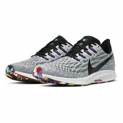 Nike Menand039s Air Zoom Pegasus 36 Runner Shoes White Aq2203 104 Rrp Andpound104.99
