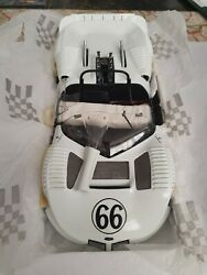 Exoto 118 1965 Chaparral Type 2 66 Rlg19141 Rare Some Damage See Pics And Desc