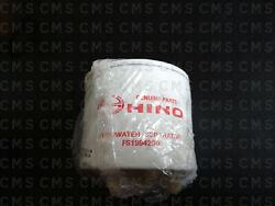 Fs1994290 Hino 268 Filter,fuel/water For Scr Selective Catalytic Reduction